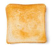 Single toast — Stock Photo