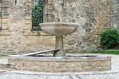 Historical fountain. — Stock Photo