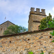 Stock Photo: Gropparello Castle. Emilia-Romagna. Italy.