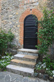 Gropparello burg. emilia-romagna. italien. — Stockfoto