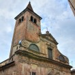 St. Nazaro e St. Celso church. Piacenza. Emilia-Romagna. Italy. — Stock Photo