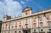 дворец губернатора. пьяченца. эмилия-романья. италия. — Стоковое фото