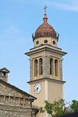 Church of St. Bernardino. Bettola. Emilia-Romagna. Italy. — Stock Photo