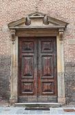 St. Maria della Pace church. Piacenza. Emilia-Romagna. Italy. — Stock Photo