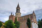 Church of Corpus Domini. Piacenza. Emilia-Romagna. Italy. — Stock Photo