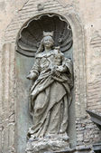 S. Maria del Carmine church. Piacenza. Emilia-Romagna. Italy. — Stock Photo