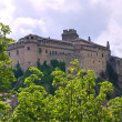 Castle of Bardi. Emilia-Romagna. Italy. — Stock Photo #10208915