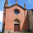 St. Lorenzo Church. Veano. Emilia-Romagna. Italy. — Stock Photo #10212078