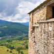 Stock Photo: Castle of Bardi. Emilia-Romagna. Italy.