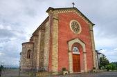 церковь ди rivergaro ди бассано. эмилия-романья. италия. — Стоковое фото