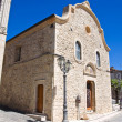 Stock Photo: Church of Annunziata. Pietramontecorvino. Puglia. Italy.