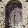 Wooden door. — Stock Photo #10286602