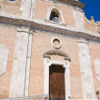 Church of Carmine. Lucera. Puglia. Italy. — Stock Photo