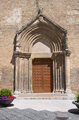Sanctuary Church of St. Francesco. Lucera. Puglia. Italy. — Stock Photo