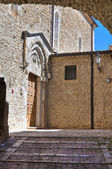 Mother Church. Pietramontecorvino. Puglia. Italy. — Стоковое фото