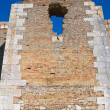 Castle of Lucera. Puglia. Italy. — Stockfoto