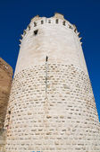 Queen's tower. Castle of Lucera. Puglia. Italy. — Foto de Stock