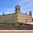 Stock Photo: Royal Palace of Colorno. Emilia-Romagna. Italy.