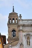 Sanktuarium w fontanellato. Włochy Emilia-Romania. — Zdjęcie stockowe