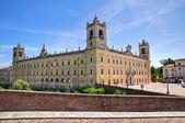Královský palác colorno. emilia-romagna. itálie. — Stock fotografie