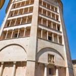 Baptistery. Parma. Emilia-Romagna. Italy. — Stock Photo #10411785