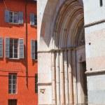 Baptistery. Parma. Emilia-Romagna. Italy. — Stock Photo #10411912