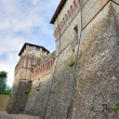 Castle of Felino. Emilia-Romagna. Italy. — Stock Photo