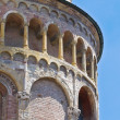 Stock Photo: Cathedral. Parma. Emilia-Romagna. Italy.
