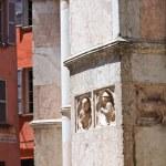 Baptistery. Parma. Emilia-Romagna. Italy. — Stock Photo #10412508