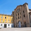 St. Francesco al Prato church. Parma. Emilia-Romagna. Italy. — Stock Photo #10412700