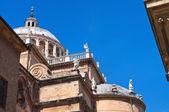 Basílica de santa maría de steccata. parma. emilia-romaña. italia. — Foto de Stock