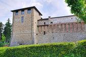 Castle of Felino. Emilia-Romagna. Italy. — Zdjęcie stockowe
