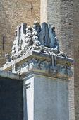 Pilotta Palace. Parma. Emilia-Romagna. Italy. — Stock Photo