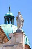 St. Giovanni Battista Church. Parma. Emilia-Romagna. Italy. — Stock Photo