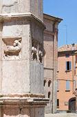 Baptistery. Parma. Emilia-Romagna. Italy. — Stock Photo