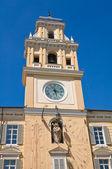 Guvernörens palats. Parma. Emilia-Romagna. Italien. — Stockfoto