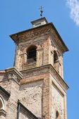 Church of St. Quintino. Montechiarugolo. Emilia-Romagna. Italy. — Stock Photo