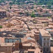 Panoramic view of Bologna. Emilia-Romagna. Italy. — Stockfoto