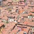 Panoramic view of Bologna. Emilia-Romagna. Italy. — Photo