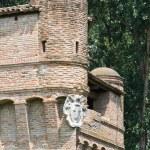 Fortress Rocca Stellata. Bondeno. Emilia-Romagna. Italy. — Stock Photo #10487312