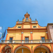 Municipal building. Cento. Emilia-Romagna. Italy. — Stock Photo