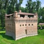 Fortress Rocca Stellata. Bondeno. Emilia-Romagna. Italy. — Stock Photo #10489878