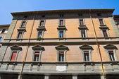 Marconi palace. Bologna. Emilia-Romagna. Italy. — Stock Photo