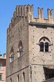 Palazzo di enzo del re. bologna. emilia-romagna. italia. — Foto Stock