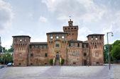 Castillo de cento. emilia-romaña. italia. — Foto de Stock