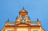 Municipal building. Cento. Emilia-Romagna. Italy. — Stock Photo