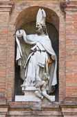 Church of St. Biagio. Cento. Emilia-Romagna. Italy. — Stock Photo