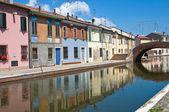 St.Peter's Bridge. Comacchio. Emilia-Romagna. Italy. — Photo
