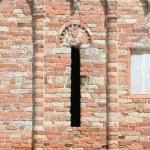 Pomposa Abbey. Codigoro. Emilia-Romagna. Italy. — Stock Photo #10522639