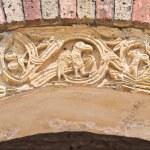 Pomposa Abbey. Codigoro. Emilia-Romagna. Italy. — Stock Photo #10522821